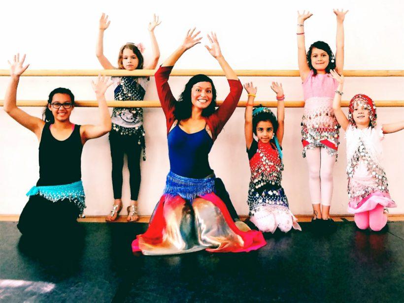 Buikdanslessen voor kinderen