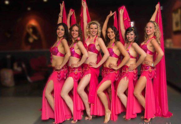 Buikdanslessen Performance group